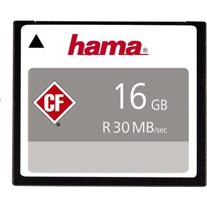 hama Speicherkarte CompactFlash 16 GB