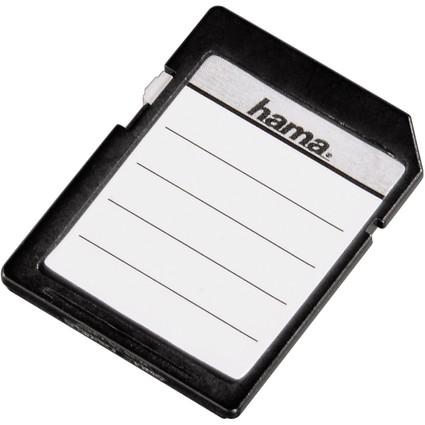 hama Speicherkarten-Etiketten, für SD-/MMC-Speicherkarten