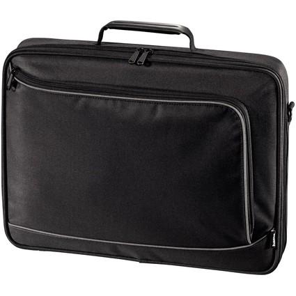 "hama Notebook-Tasche ""Sportsline Bordeaux"", schwarz"