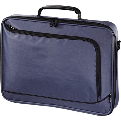 """hama Notebook-Tasche """"Sportsline Bordeaux"""", blau"""