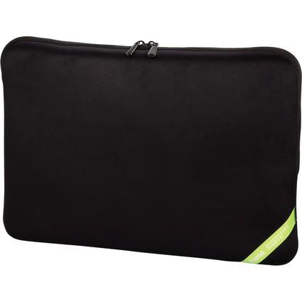 """hama Notebook-Hülle """"Velour"""", für 43,94 cm (17,3""""), schwarz"""