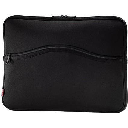 "hama Notebook-Hülle ""Comfort"" C3, schwarz"