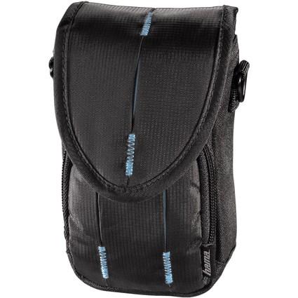 "hama Kamera-Tasche ""Canberra 90 L"", schwarz / blau"