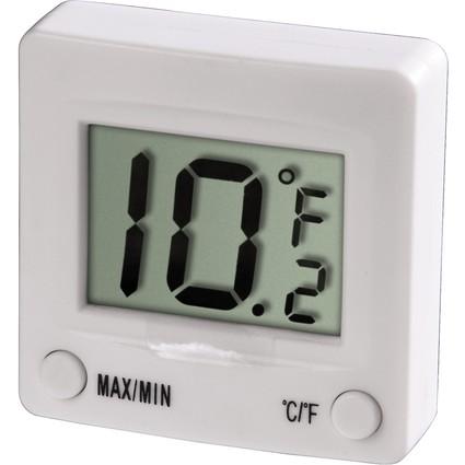 xavax Kühl-/Gefrierschrankthermometer, digital, weiß