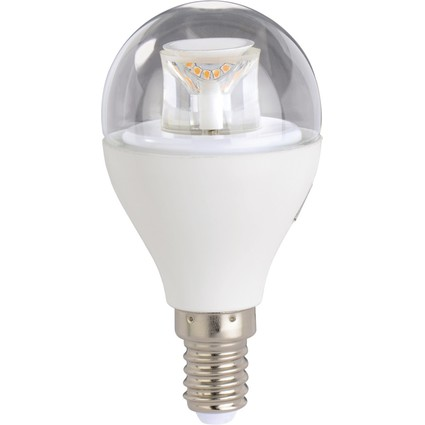 xavax High Line LED-Lampe, Tropfen-Form, 7 Watt, E14