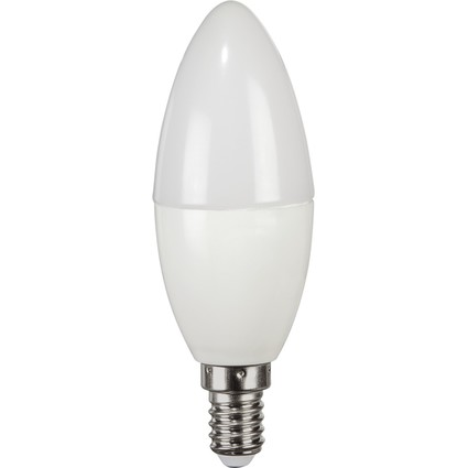 xavax High Line LED-Lampe, Kerzen-Form, 7 Watt, E14, dimmbar
