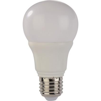 xavax High Line LED-Lampe, Glühlampen-Form, 6,6 Watt, E27