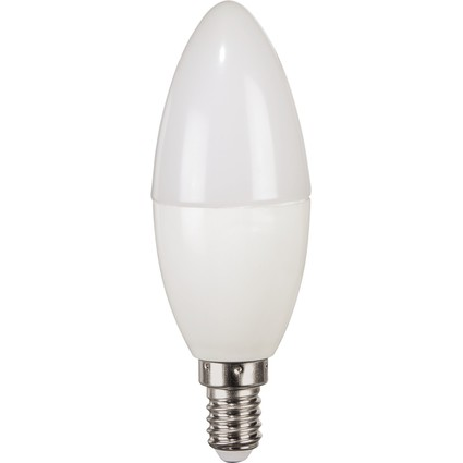 xavax High Line LED-Lampe, Kerzen-Form, 6,9 Watt, E14
