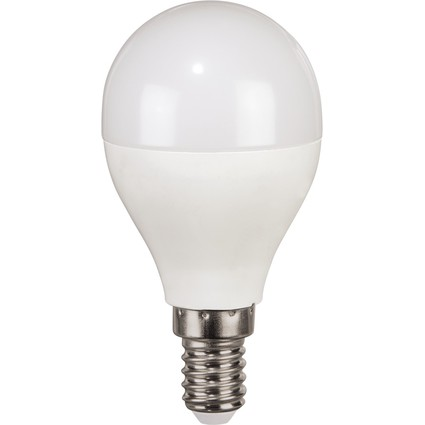 xavax High Line LED-Lampe, Tropfen-Form, 6 Watt, E14