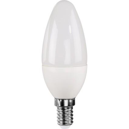 xavax LED-Lampe, Kerzen-Form, 4,5 Watt, E14