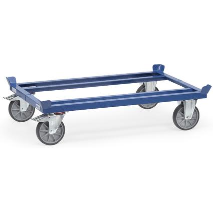 fetra Paletten-Fahrgestell, Tragkraft: 750 kg