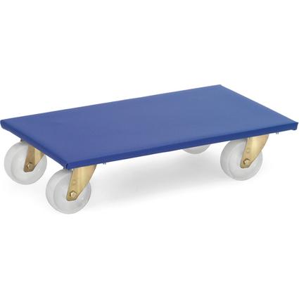 fetra Transportwagen, mit Sperrholzplattform, 350 kg