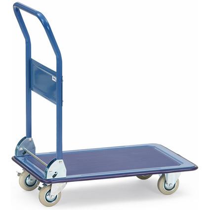 fetra Stahl-Plattformwagen, Tragkraft: 150 kg