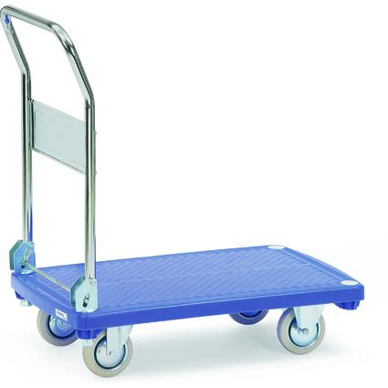 fetra Plattformwagen, Kunststoffplattform, Tragkraft: 200 kg