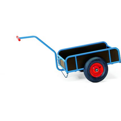fetra Handwagen mit 4 Wänden, Ladefläche: (B)845 x (T)545 mm