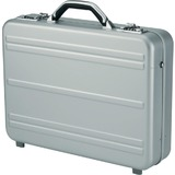 "ALUMAXX Laptop-Attaché-Koffer ""MERCATO"", Aluminium, silber"