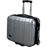 JSA reisetrolley Business trolley Overnight, silber