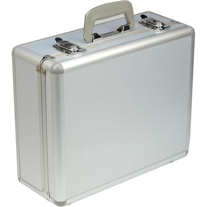 "ALUMAXX Multifunktions-Koffer ""STRATOS II"", silber"