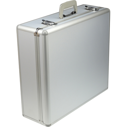 """ALUMAXX Multifunktions-Koffer """"STRATOS V"""", silber"""