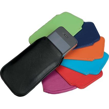 Alassio Smartphone-Köchertasche, für iPhone 3/4/4S, schwarz