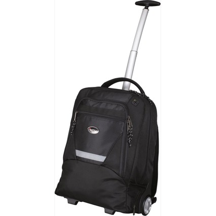 "LiGHTPAK Notebook-Trolley Rucksack ""MASTER"", Nylon, schwarz"