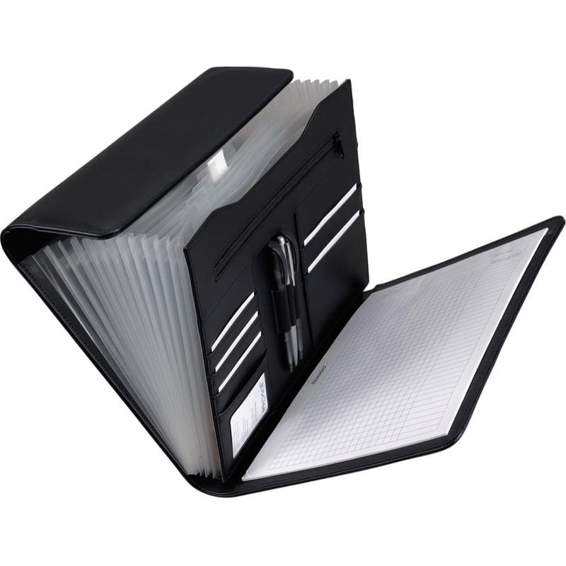 alassio f chermappe vado din a4 lederimitat schwarz 31511 bei g nstig kaufen. Black Bedroom Furniture Sets. Home Design Ideas