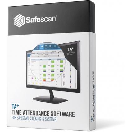 Safescan TA+ Planungs-Software für Zeiterfassungsgerät