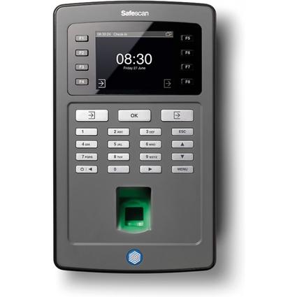 Safescan Zeiterfassungsgerät TA-8035, Fingerabdruck-/RFID-