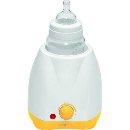 CLATRONIC Babykostwärmer BKW 3615, weiß/gelb