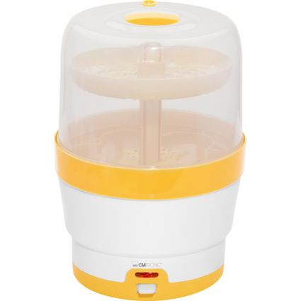 CLATRONIC Sterilisator BFS 3616, weiß/gelb