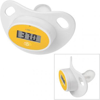 CLATRONIC Schnuller-Fieberthermometer FT 3618, digital, weiß