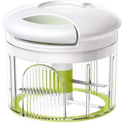 emsa TURBOLINE Kräuter-/Gemüseschneider, 0,90 Liter
