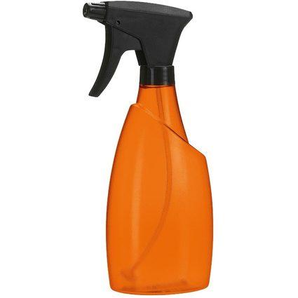 emsa Blumensprüher FUCHSIA, 0,7 Liter, transparent-orange