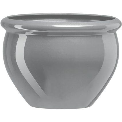 emsa Blumenkübel SIENA NOBILE, Durchmesser: 320 mm, staubgra