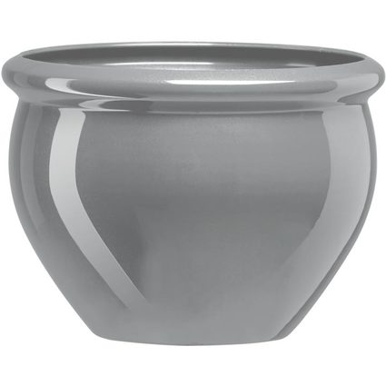 emsa Blumenkübel SIENA NOBILE, Durchmesser: 380 mm, grau