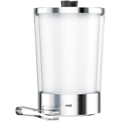 emsa Eiswürfelbehälter FLOW Slim, Kunststoff / Edelstahl