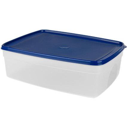 emsa Frischhaltedose SUPERLINE, 8,5 Liter, rechteckig, blau