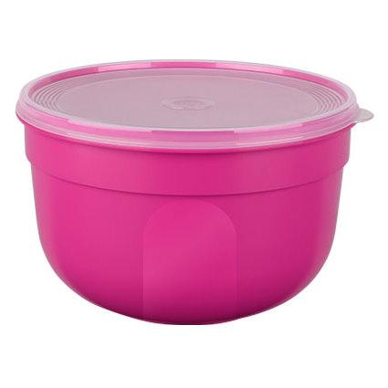 emsa Frischhaltedose SUPERLINE, 0,6 Liter, rund, pink