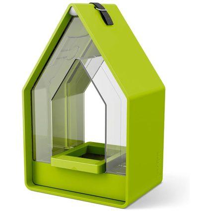 emsa Futtersilo LANDHAUS, Kunststoff, grün