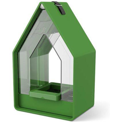 emsa Futtersilo LANDHAUS, Kunststoff, dunkelgrün