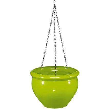 emsa Hängeschale SIENA NOBILE, Durchmesser: 260 mm, grün