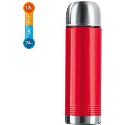 emsa Isolierflasche SENATOR COLOR COLL, 0,7 Liter, erdbeere