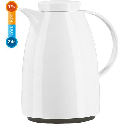 emsa Isolierkanne AUBERGE, 1,5 Liter, weiß