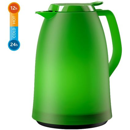 emsa Isolierkanne MAMBO, 1,5 Liter, hellgrün-transluzent