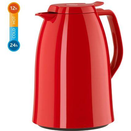 emsa Isolierkanne MAMBO, 1,5 Liter, hochglanz-rot