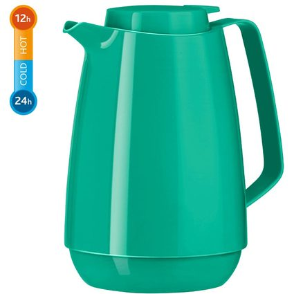 emsa Isolierkanne MOMENTO Coffee, 1,0 Liter, türkis