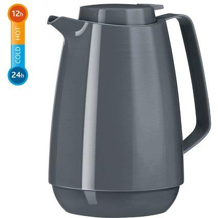 emsa Isolierkanne MOMENTO Coffee, 1,0 Liter, anthrazit
