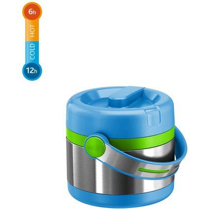 emsa Isolier-Speisegefäß MOBILITY KIDS, blau / grün