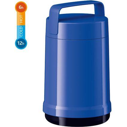 emsa Isolier-Speisegefäß ROCKET, 1,0 Liter, blau