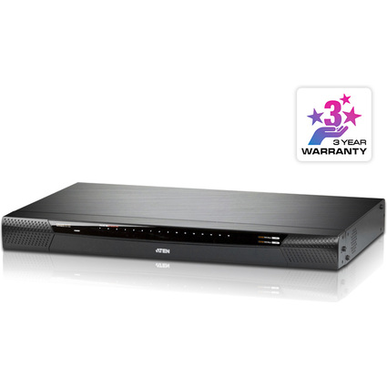 ATEN Altusen KVM over IP Switch, 16-fach